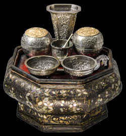 Betel Leaf Box Early 20th century The Intan